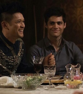 alec lightwood, couple and malec dinner