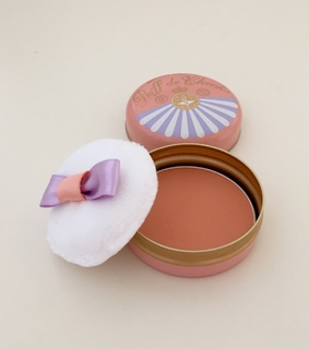 beauty, cosmetics and blush