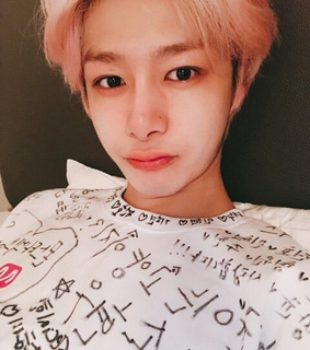 selca, handsome and hyungwon