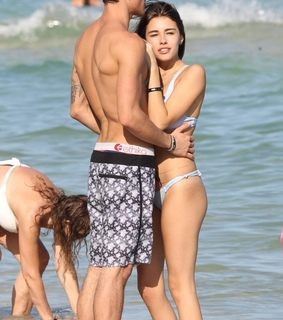 jack gilinsky, candids and madison beer
