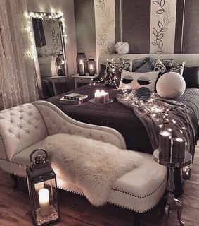 lights, decoration and furniture
