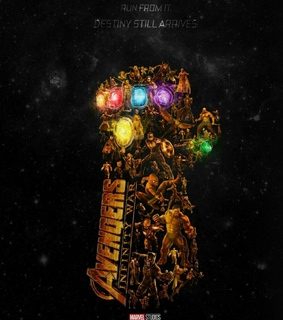Avengers, gems and stones