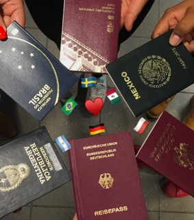 méxico, pasaportes and passport