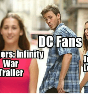 justice league, DC and Avengers