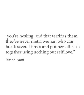 healing, women and words