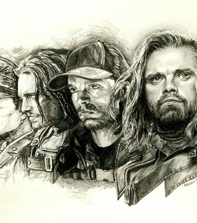 Avengers, Marvel and winter soldier