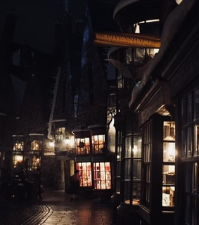 tumblr, hogsmeade and potter