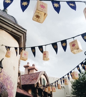rapunzel, Houses and aesthetic