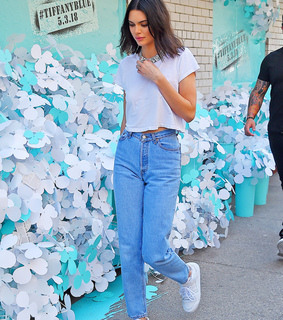 kendall jenner, beauty and tiffany blue
