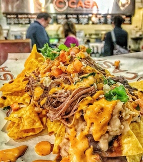 nachos, chips and hungry