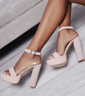 heels, style and summer