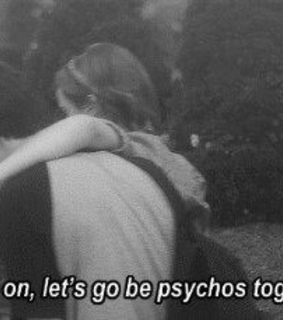 psychos, tumblr and lover