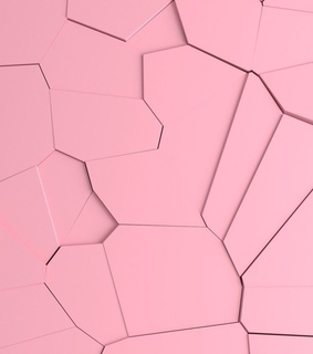pink, aesthetic and geometric