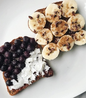 fit body, healthy eats and breakfast meal
