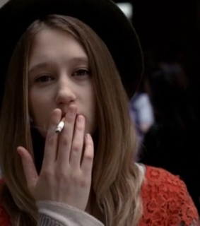 ?taissa farmiga, love and dark