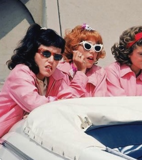 the pink ladies, beauty and style