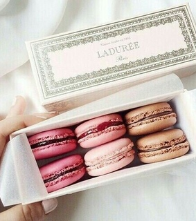 paris, luxury and macaroon