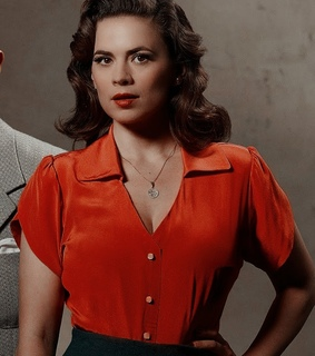 peggy carter, winter soldier and captain america