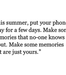 words, summer and yours