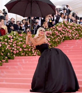 Lady gaga and met gala
