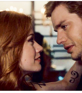 love, clace and dominic sherwood