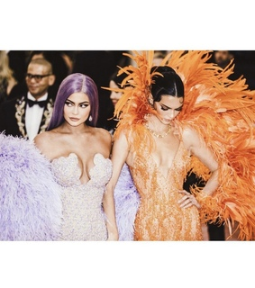 fashion, beauty and kendall jenner