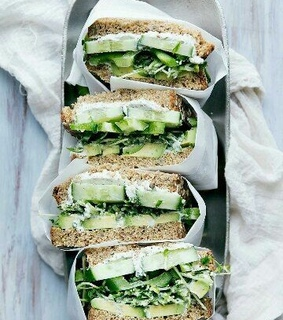 sandwiches, foodie and delicious