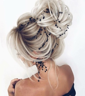 hair, icy and fashion