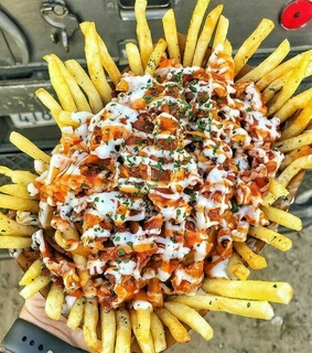chips, delicious and food