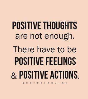 Action, feelings and thoughts