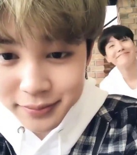 cute, jihope and low quality