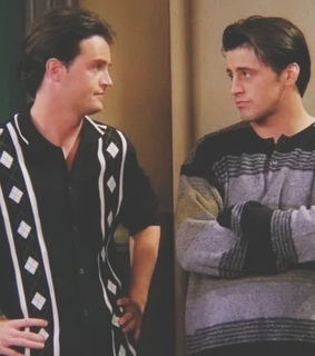 cute, tv show and chandler