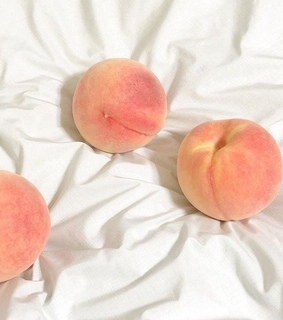 aesthetic, apricot and fruit