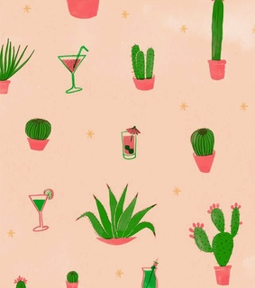 background, backgrounds and cacti