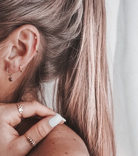 piercing, accessories and tumblr