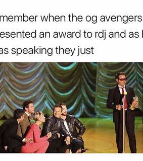 Avengers, Marvel and actors