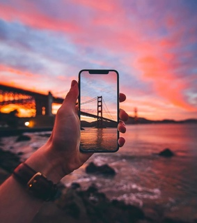 golden gate, travel and creation