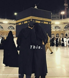 islam, cute and kabah