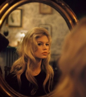 photography, mirrors and brigitte bardot