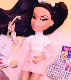 childhood, bratz and glam