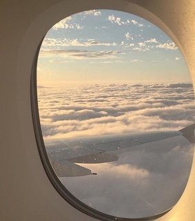 scenery, soft and airplanes