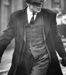 cillian murphy, thomas shelby and peaky blinders
