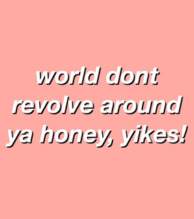 sassy, peaches and aesthetic quote