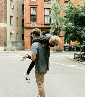couple, love and road