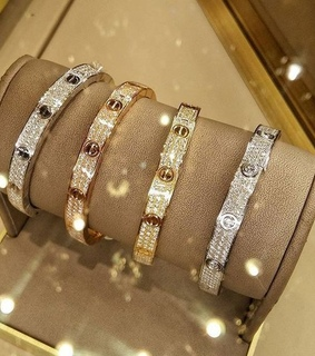 bracelets, diamond and diamonds