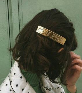 hairstyle, clip and chanel