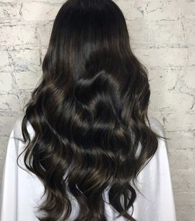 healthy hair, classy and mode