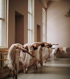 aesthetic, ballerinas and ballets