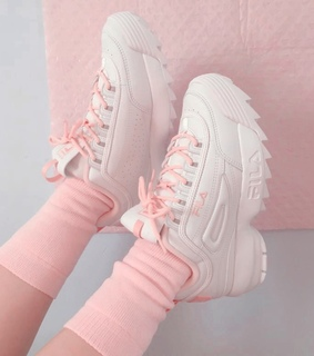 Fila, baby girl and kawaii