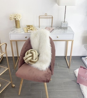rose gold, decor and home